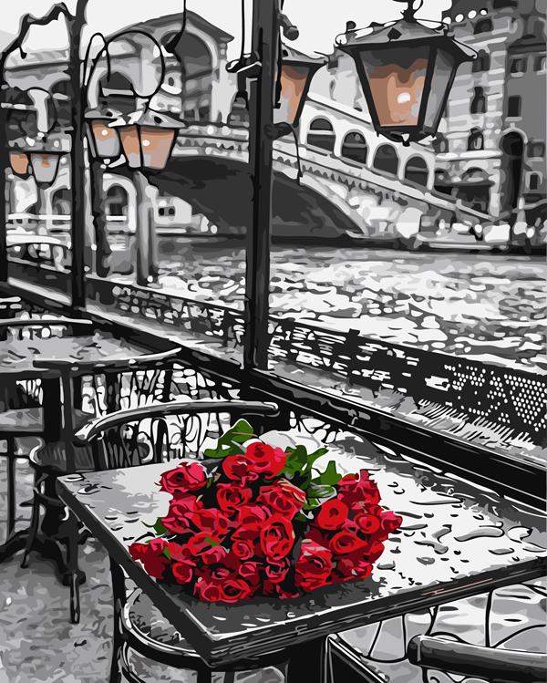 Schilderen op Nummer – Venetië